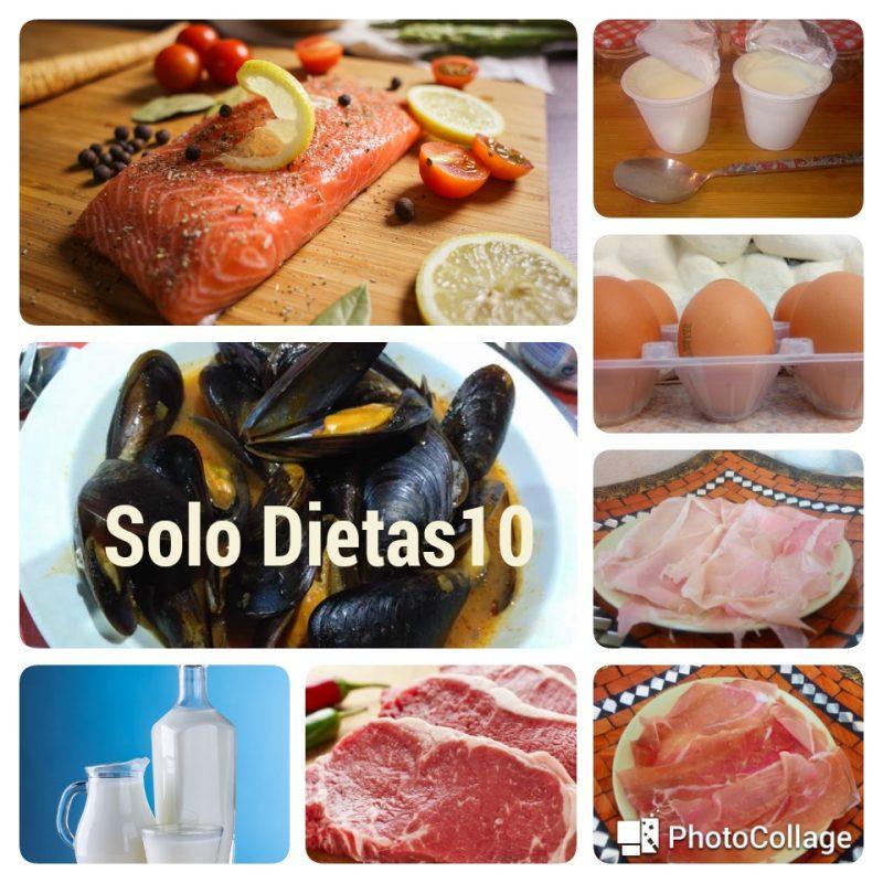 ejemplo dieta dukan ataque